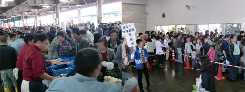 「ふくい市場フェスタ2013」が開催されました!